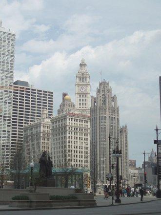 Monumentos y lugares históricos Chicago
