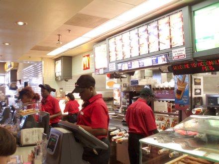 Restaurantes y tiendas de comida rapida Chicago