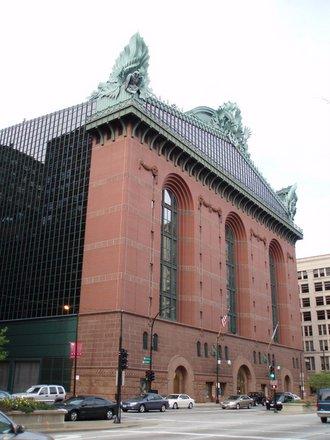 Biblioteca Pública de Chicago