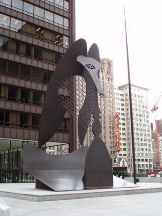 Estatua de Picasso