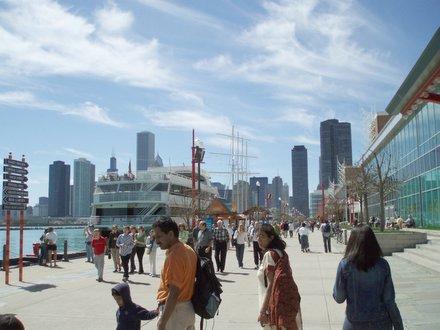 Oficinas de Turismo de Chicago