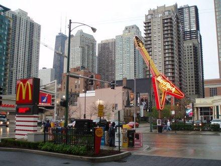 Hard Rock Cafe Chicago